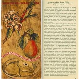 Buch der Hausfrau 1940