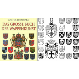 Das große Buch der Wappenkunst