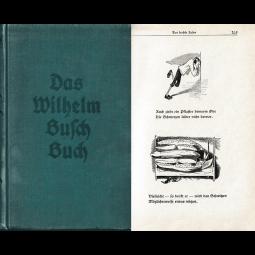 Das Wilhelm Busch Buch