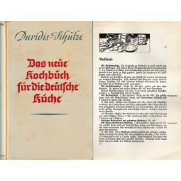 Das neue Kochbuch für die Deutsche Küche