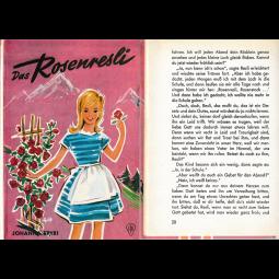 Das Rosenresli (Göttinger Jugendbücher)